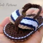 Baby Booties Crochet Pattern for Sp..