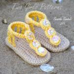 Crochet Pattern for Baby Seaside Gl..