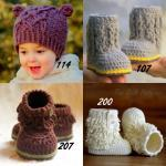 Crochet patterns Any 4 crochet Patt..